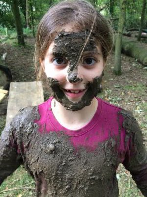 Why getting muddy is good for you